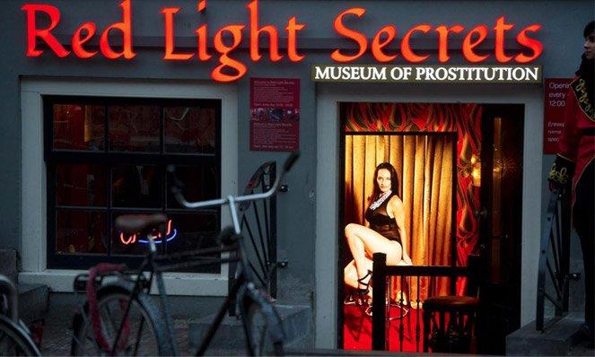 O primeiro museu da prostituição do mundo acaba de ser inaugurado. Alguém adivinha em qual cidade?