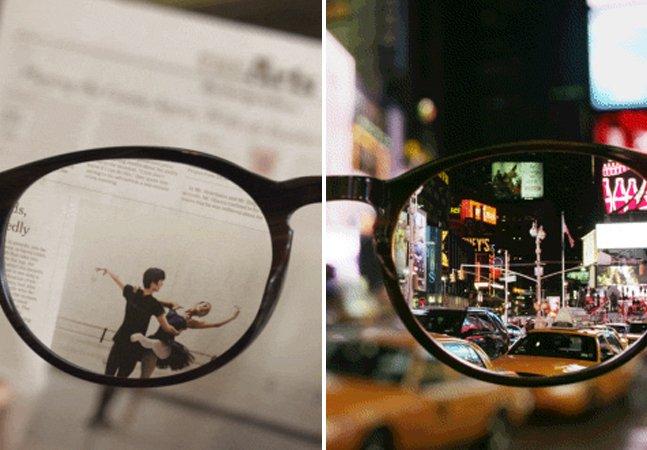 Série de gifs mostra como é difícil a vida de quem esqueceu seus óculos