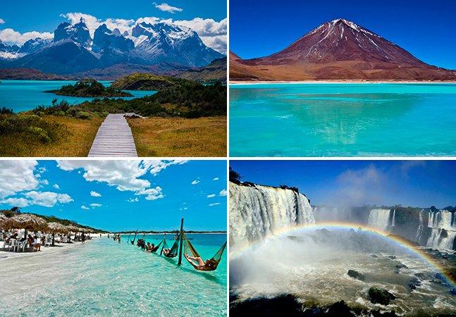 26 lugares de tirar o fôlego para visitar na América Latina