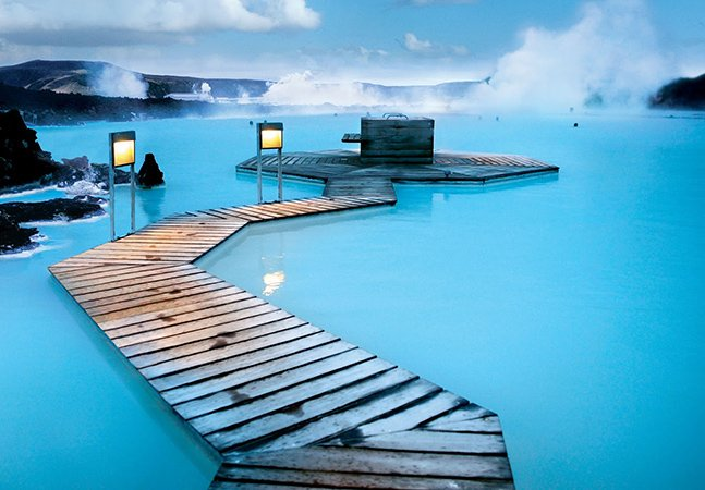 Conheça a Lagoa Azul, um verdadeiro spa na natureza
