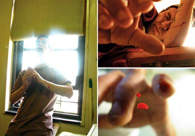Fotógrafo viciado em heroína registra o dia-a-dia de abuso da droga