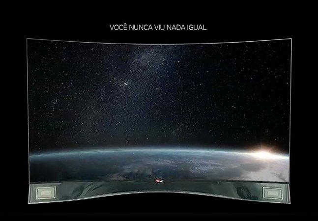 Marca lança televisor que promete revolucionar a forma de assistir TV