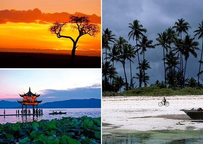5 lugares fora das rotas de turismo tradicionais para você considerar inserir na sua próxima viagem