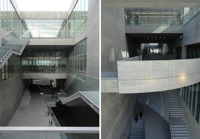 Conheça a arte em concreto do arquiteto japonês Tado Ando
