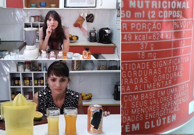 Canal no Youtube revela a verdade por trás dos alimentos industrializados que ninguém te conta