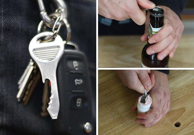 A chave mais inteligente do mundoabre tudo – menos portas