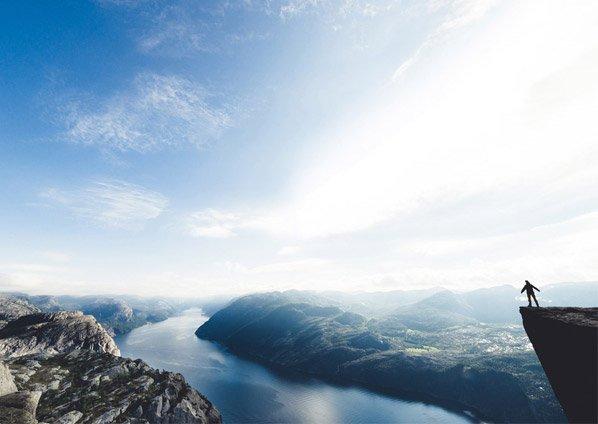 19 destinos imperdíveis pelo mundo para quem curte adrenalina