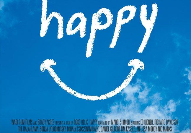 Documentário investiga sobre o que é a felicidade genuína