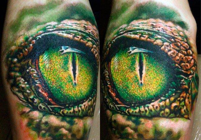 A explosão de cores na tatuagem criativa da russa Nika Samarina<!--:en-->Tatuagens ganham cores surpreendentes nas mãos da russa Nika Samarina