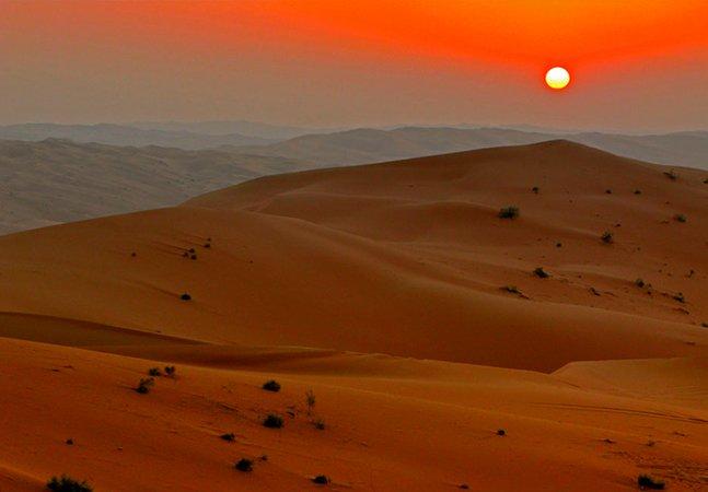 15 maravilhas naturais no Oriente Médio que você não sabia que existiam