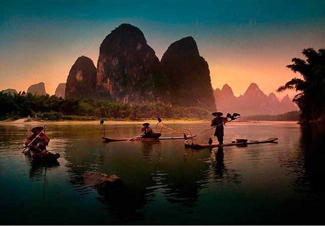 Série fotográfica mostra a Ásia como você nunca viu antes