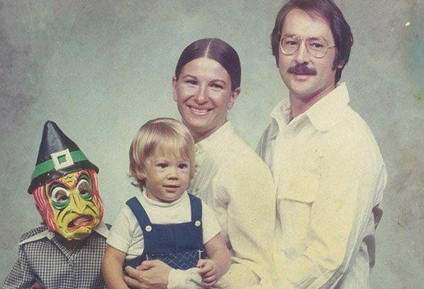 Série mostra as piores fotos de álbuns de família de todos os tempos