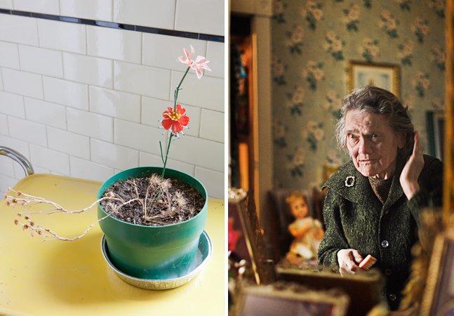 Fotógrafa capta o cotidiano da tia com Alzheimer em série emocionante