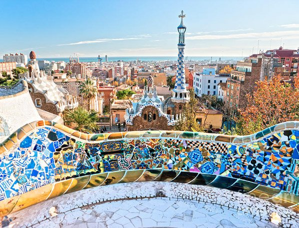 Acompanhe os criadores do Hypeness num passeio pelas obras mais famosas de Gaudí em Barcelona