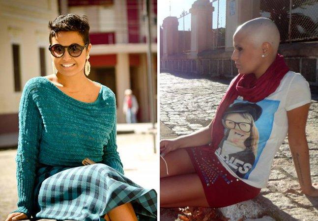 Blogueira brasileira luta contra o câncer há 8 anos enquanto ensina lições sobre superação