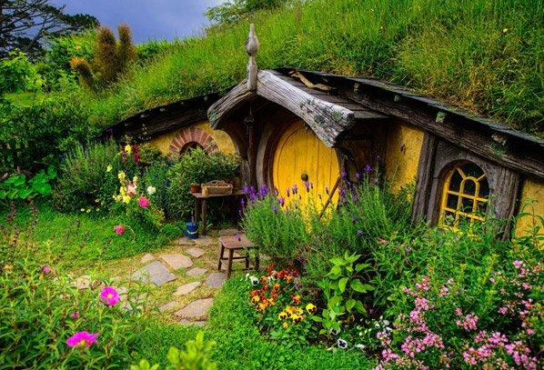 18 casinhas charmosas pelo mundo que parecem ter sido tiradas de contos de fadas