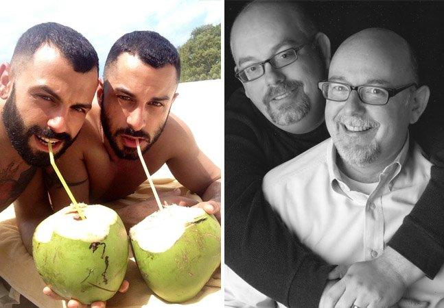 Tumblr reúne fotos de namorados que mais parecem irmãos gêmeos