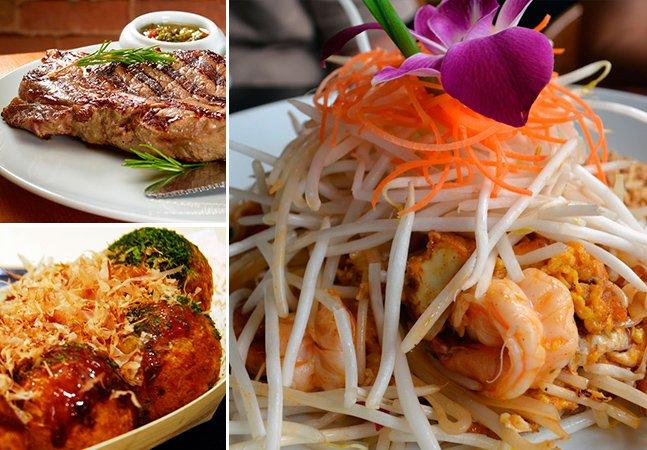 8 destinos imperdíveis para quem gosta de comida
