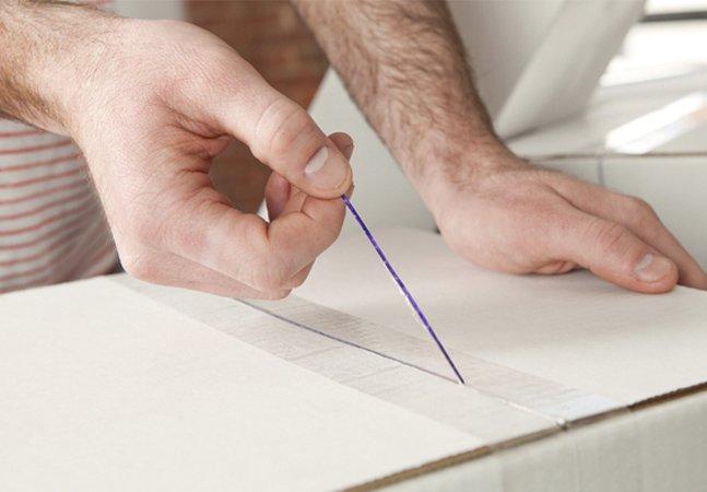 Quem poderia imaginar que a evolução da fita adesiva fosse tão simples?