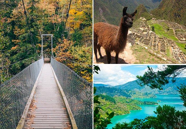 16 destinos incríveis que todo mochileiro (e aventureiro!) precisa conhecer