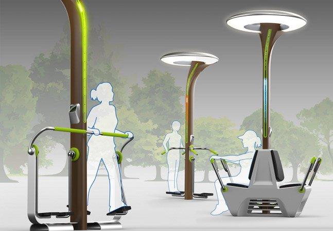 Equipamento permite que você mantenha as luzes da rua acesas enquanto pratica exercício<!--:en-->Exercite-se e colabore com o acendimento das luzes da rua