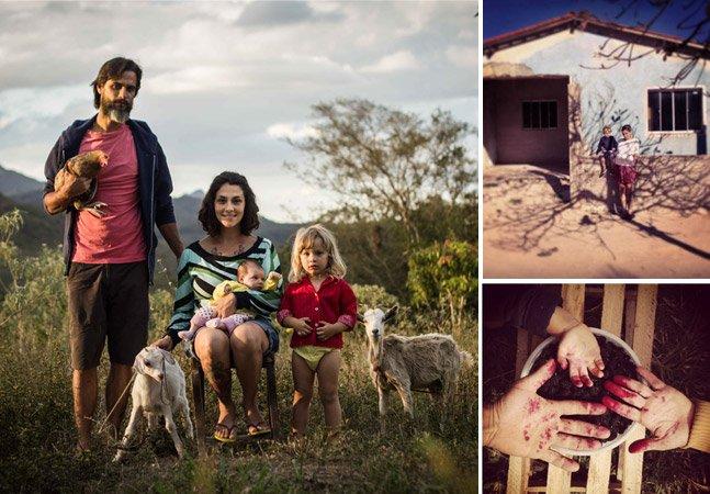 Família prova que é possível ter uma vida fantástica mesmo não seguindo as expectativas dos padrões sociais