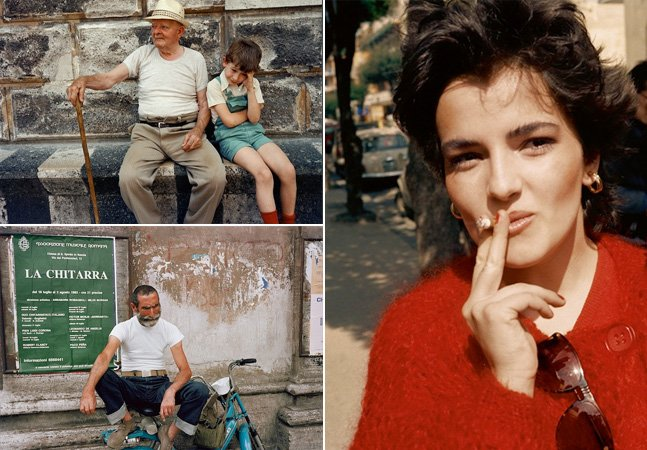 Série fotográfica mostra como era a Itália dos anos 80