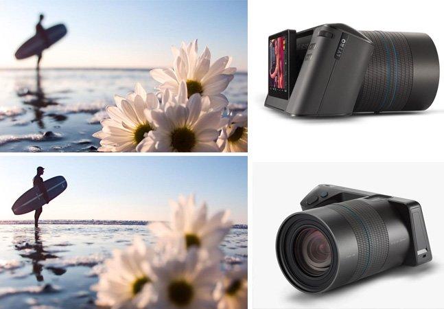 Como essa câmera inovadora pode revolucionar o mundo da fotografia