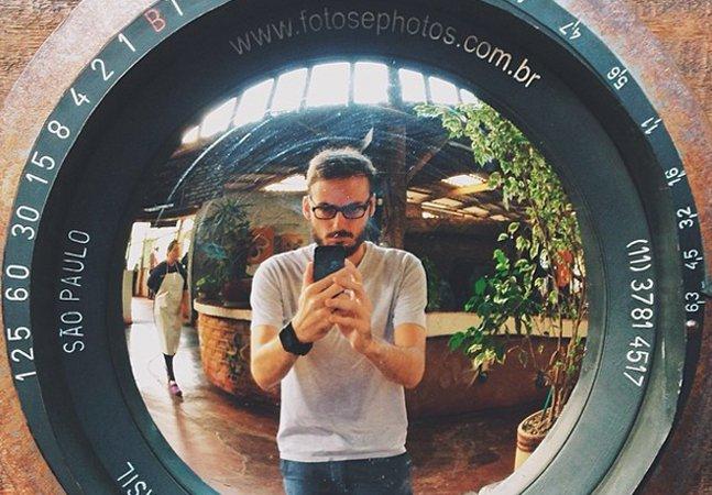 Brasileiro faz sucesso no Instagram ao fotografar sua obsessão por círculos