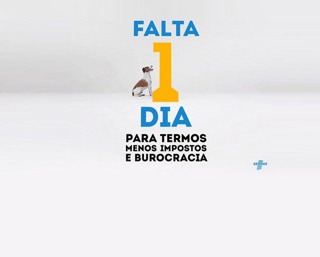 Nos EUA abre-se uma empresa em  2 dias. No Brasil, em 120 dias. Você pode ajudar a mudar esse cenário.