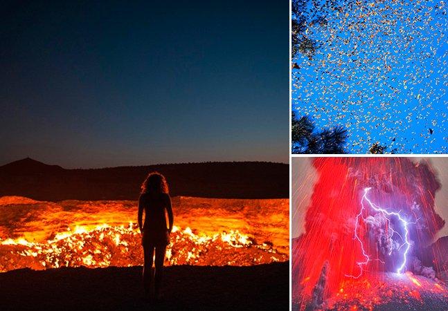 15 maravilhas naturais para conhecer antes de morrer