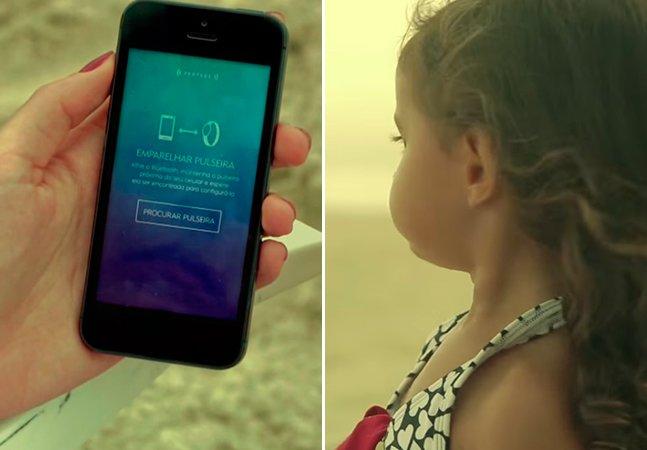 Como uma marca criou um anúncio que ajuda os pais a proteger os filhos na praia