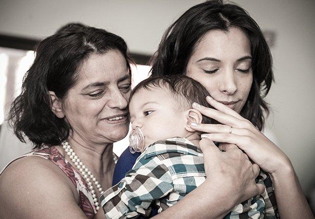 Campanha mostra as mudanças que a maternidade traz na vida de uma mulher