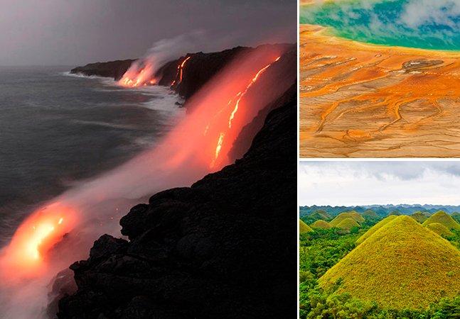 Os 10 lugares mais estranhos do planeta