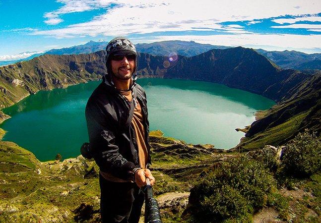 36 países em 600 dias e muitos selfies pelo caminho: veja o vídeo de viagem mais famoso do momento