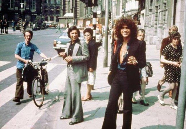 Série de fotos vintage mostra como era a Amsterdã dos anos 70