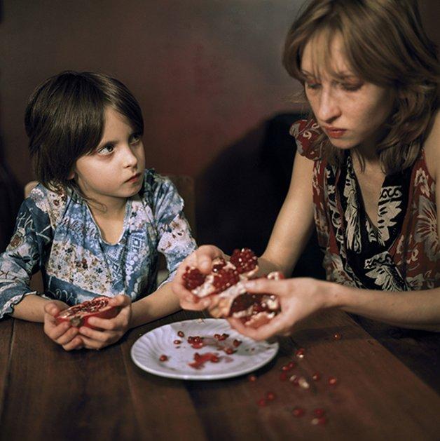 Anna & Eve, série fotográfica de Viktoria Sorochinski