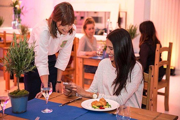 Restaurante permite pagar com foto no Instagram