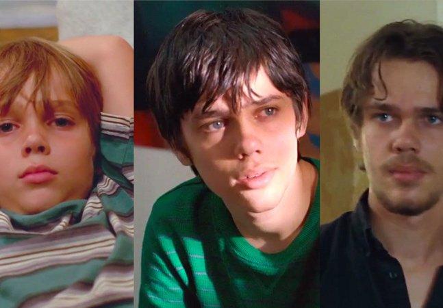 O filme que levou 12 anos para ser filmado mostra o crescimento de uma criança como nenhum outro