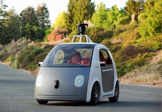 Bem-vindo ao futuro: Google cria carro inteligente que dispensa volante, freio ou motorista