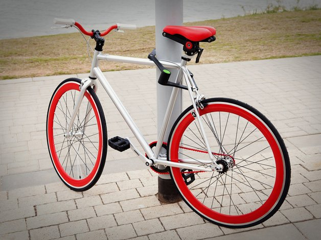 Foldylock, trava para bikes