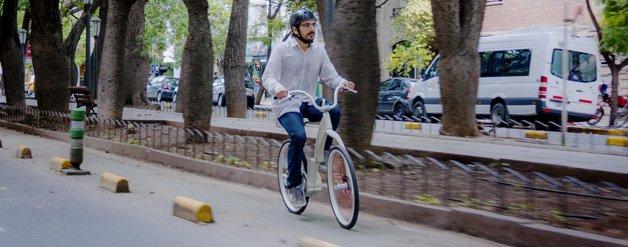 Gi Bike, uma bicicleta supercompleta