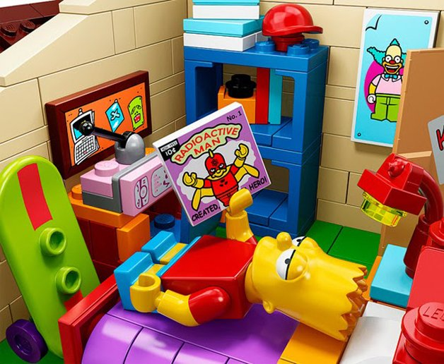 Lego do Simpsons