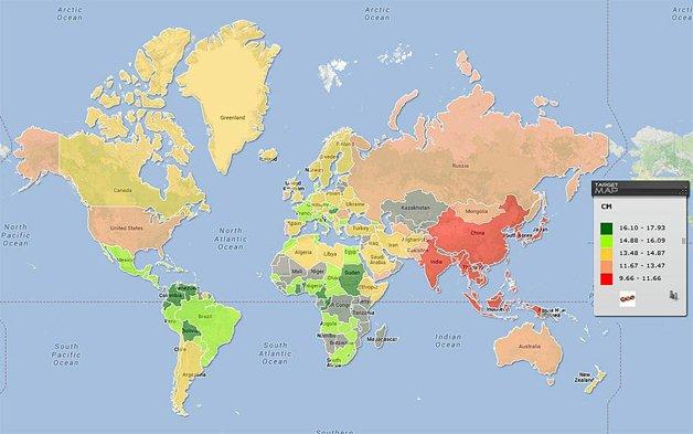 Mapas que a escola não ensina