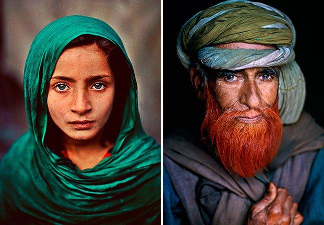 O autor de uma das fotos mais famosas de todos os tempos capta olhares como ninguém