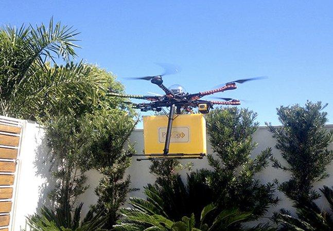 A padaria brasileira que está testando drones para entregar o pão fresquinho