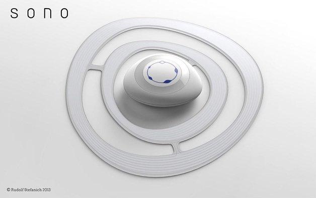 Sono, dispositivo que troca barulhos por sons agradáveis