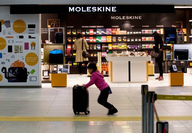 As lições de marketing da Moleskine foram parar no MIS-SP