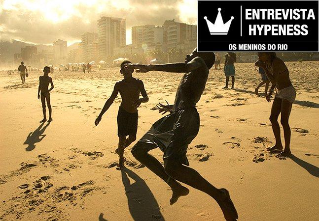 Entrevista Hypeness: como uma fotógrafa canadense está chamando a atenção para os meninos de rua no Rio de Janeiro