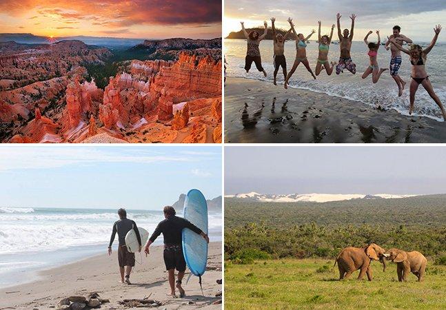 10 paraísos nos quais você pode morar sem pagar nada